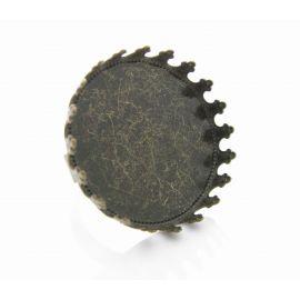 Ring base for cabochon 17.5 mm, 1 pcs.
