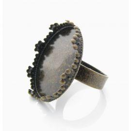 Žiedo pagrindas kabošonui 17,5 mm, 1 vnt.
