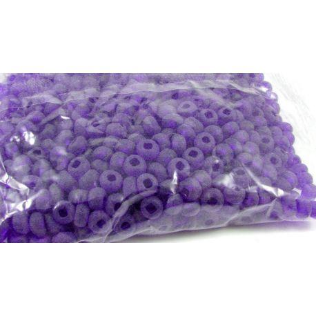 Preciosa Seed Beads (39001/30100-6) blue, opaque 50 g
