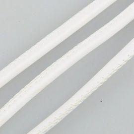 Шнур из экокожи 4,00 мм, 1 м
