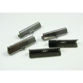 Strip clamp 25x6 mm, 10 pcs.