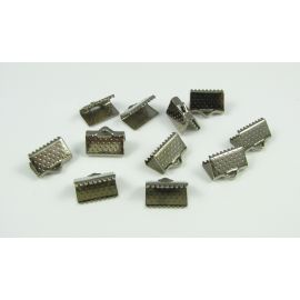 Strip clamp 10x6 mm, 10 pcs.