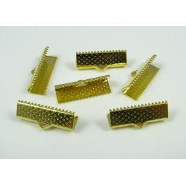 Strip clamp 20x6 mm, 10 pcs.