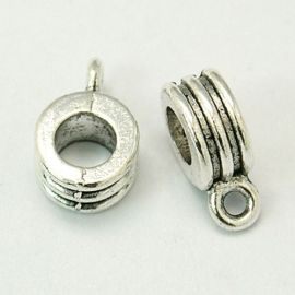 Pendant holder 8x6 mm, 1 pcs.