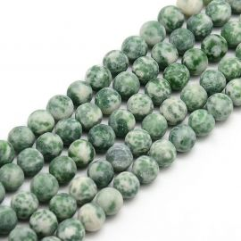 Gren Spot bead thread 6 mm