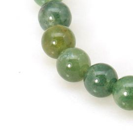 Agate beads strand 6 mm