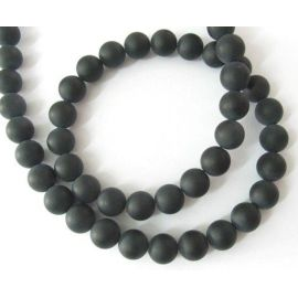 Agate beads strand 8 mm