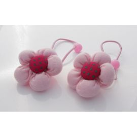 "Hair rubber ""Flower"", 1 pcs."