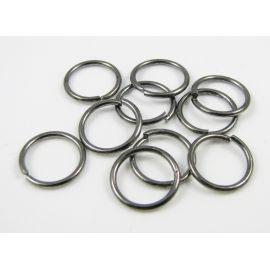 Atvērtie lēciena gredzeni 10 mm, 10 gab.