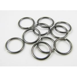 Open jump rings 10 mm, 10 pcs.