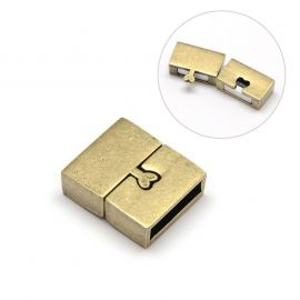 Magnetinis užsegimas, 18x16 mm, 1vnt.