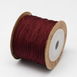 Synthetic nylon strand- cord 0,80 mm, 1 m.