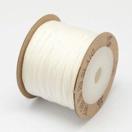 Sintetinis nailoninis siūlas - virvutė 0,80 mm, 5 m.