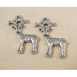 "Pendant ""Deer"" 25 mm, 1 pcs."