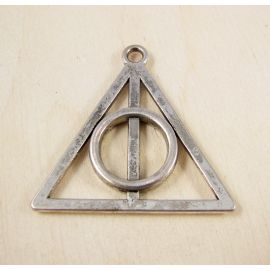 "Pendant ""Triangle"" 35 mm, 1 pcs."