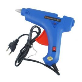 Hot glue rifle 80 W, suitable for 10 mm sticks
