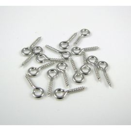 Pendant holder 10x4 mm, 10 pcs.