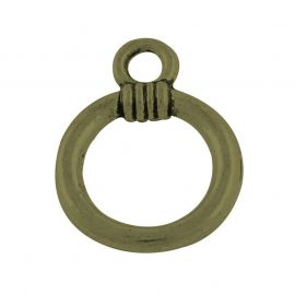 Kaklarotu gredzens 16x12 mm, 10 gab.