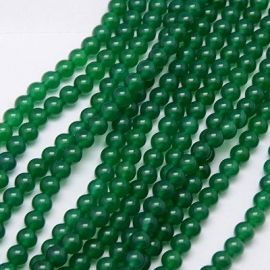 Agate bead thread 6 mm