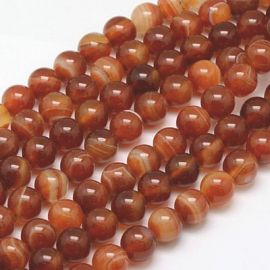 Agate bead thread 10 mm