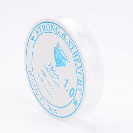 Sturdy elastic rubber 0.60 mm 8 m.