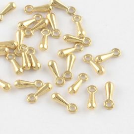 Chain extension completion 7x2.5 mm, 20 pcs.