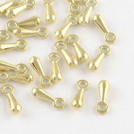 Chain extension completion 7x3 mm, 20 pcs.