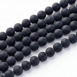 Agate bead thread 6 mm