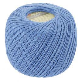 Yarn Art Lily yarn 0582, bluish, 50 g.