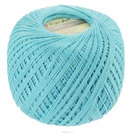Yarn Art Lily thread 5353, azure, 50 g.
