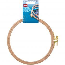 PRYM 611676 embroidery hoop, diameter 16 cm, 1 pcs