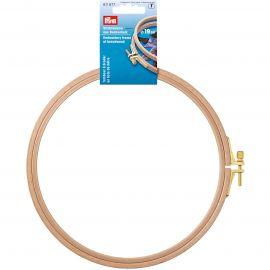 PRYM 611677 embroidery hoop, diameter 19 cm, 1 pcs