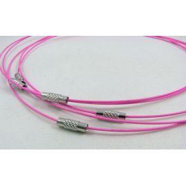 Tērauda kabeļa sagatave kaklarotai 444x1,00 mm, 1 gab.