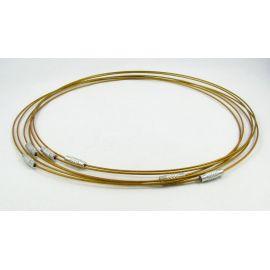 Teraskaabli toorik kaelakeele 444x1,00 mm, 1 tk.