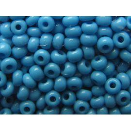 Preciosa Seed Beads (63070-11) dark blue 50 g