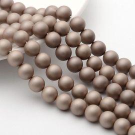 SHELL pērļu krelles 10 mm, 10 gab.