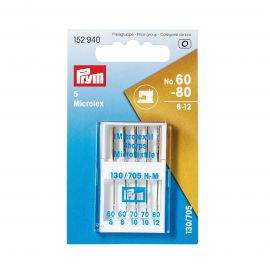 Prym 152 940 sewing machine needles 60-80, 5 pcs.