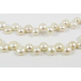 Freshwater pearl thread 6-7 mm