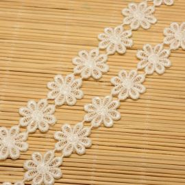 "Decorative strip ""Flowers"" 23 mm, 1 m."