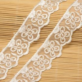 Decorative ribbon 32 mm, 1 m.