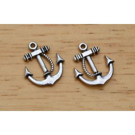 "Pendant ""Anchor"" 23x19 mm., 1 pcs."