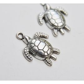 "Pendant ""Turtle"" 23x18 mm, 1 pcs."