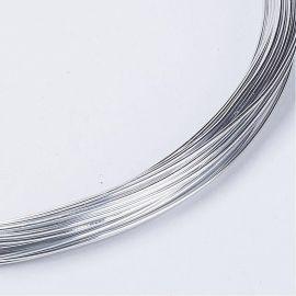 Aluminium wire 0.80 mm, 10 m.
