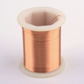 Copper wire 0.30 mm, 50 m.