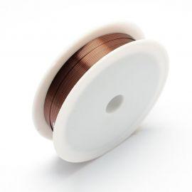 Copper wire 0.30 mm, 20 m.
