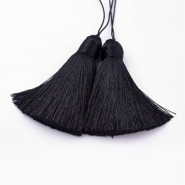 Polyester tassel 70x14 mm., 1 pcs.