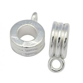 Pendant holder 12x9 mm., 1 pcs.