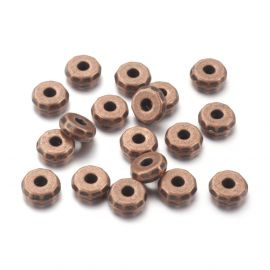 Spacer 8x3 mm., 6 pcs.