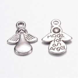 "Pendant ""Angel"" 18x13 mm., 1 pcs."