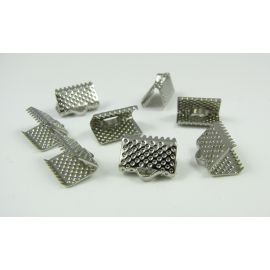 Strip clamp 13x6 mm, 10 pcs.